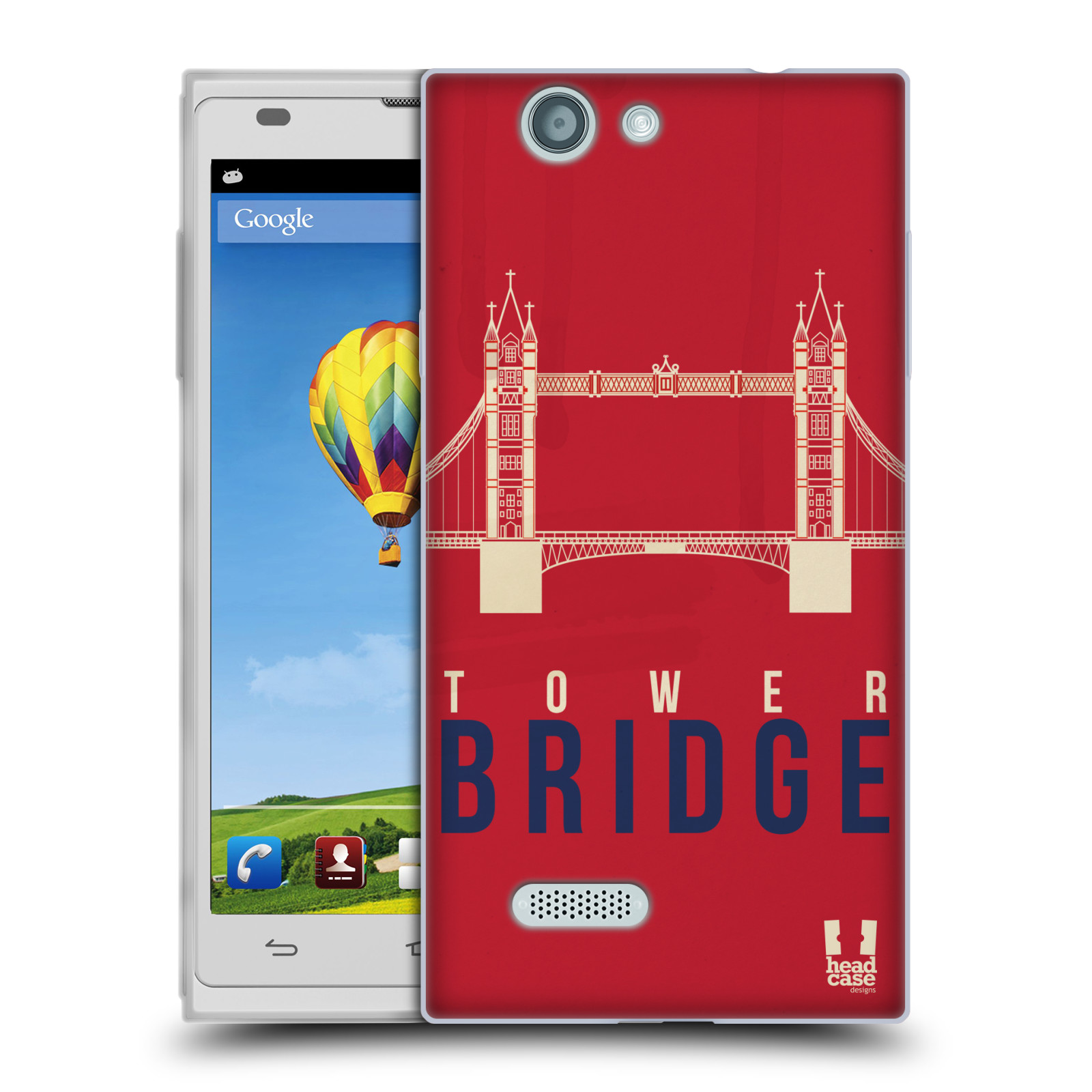 Smartphone Libre Zte Blade L2 Head Case London Best Soft Gel Case For Zte Blade L2 Ebay