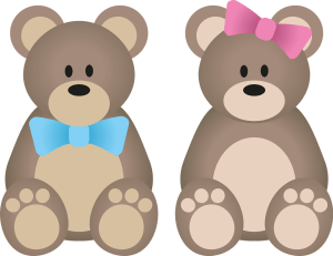 Ositos de bebés