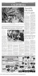 April 19, 2013 LA Times