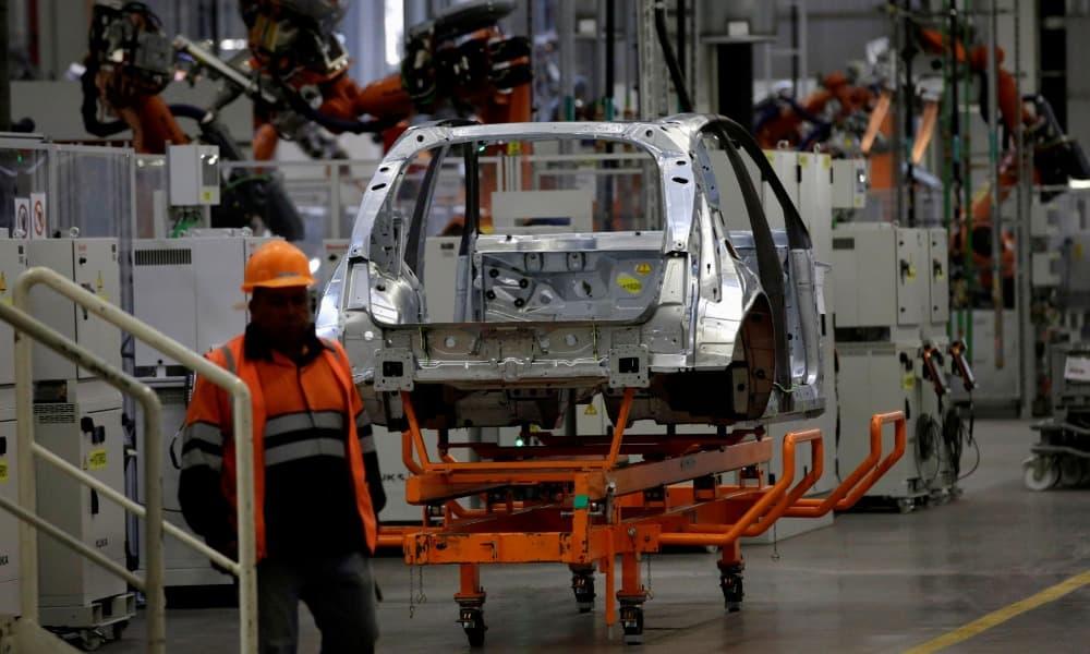 Producción autos México, septiembre 2018