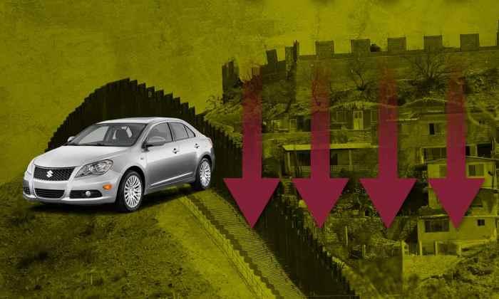 Los estímulos fiscales de AMLO, desestimulan la venta de autos.