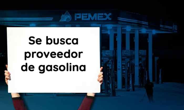 El desabasto abrió la puerta para que gasolineras busquen nuevos proveedores.