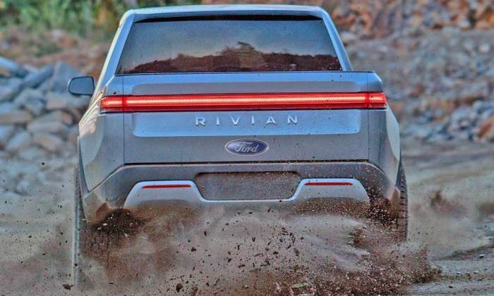 Rivian, Ford