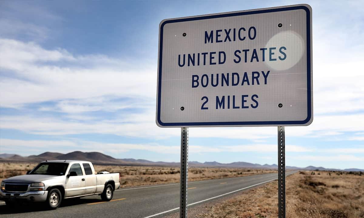 reapertura frontera México Estados Unidos