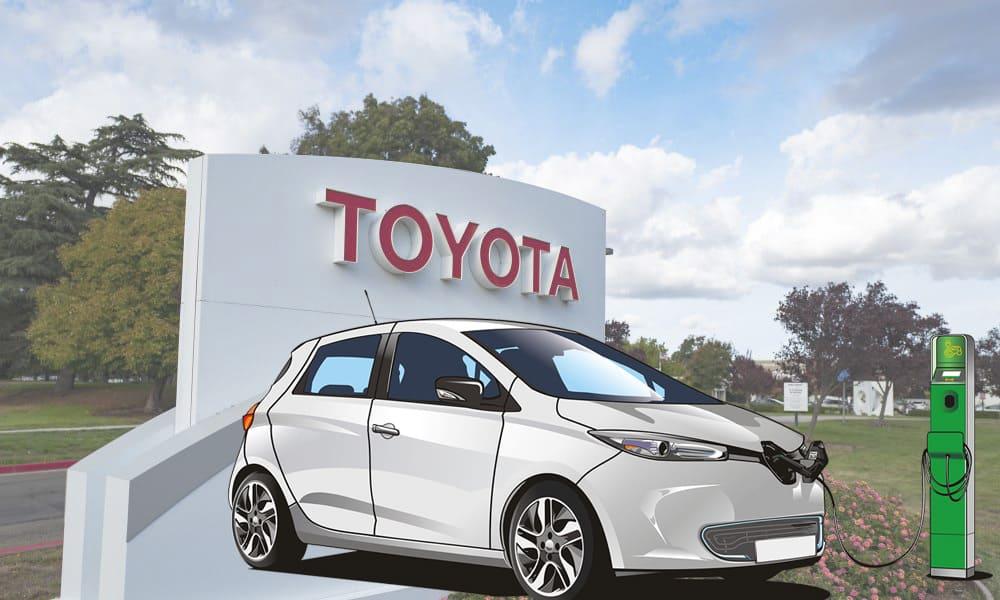 Toyota baterías de automóviles
