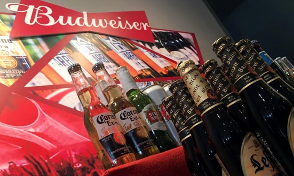 Budweiser, AB InBev