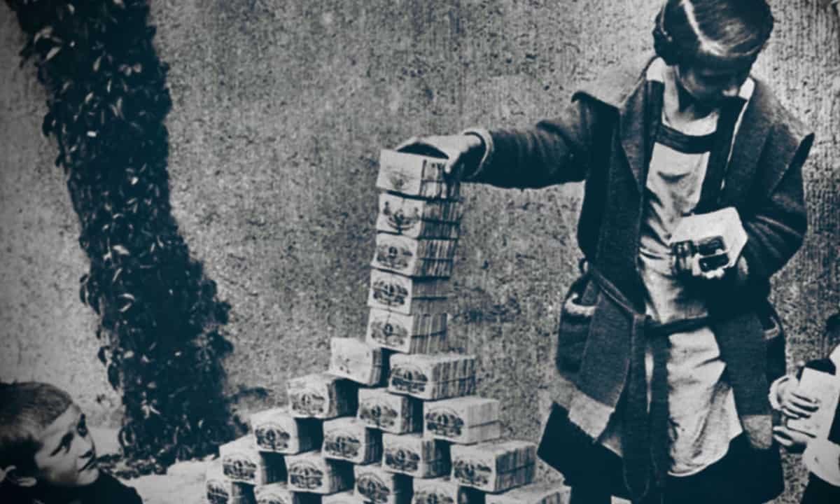 ¿La hiperinflación en Estados Unidos podría ser tan mala como en Alemania?