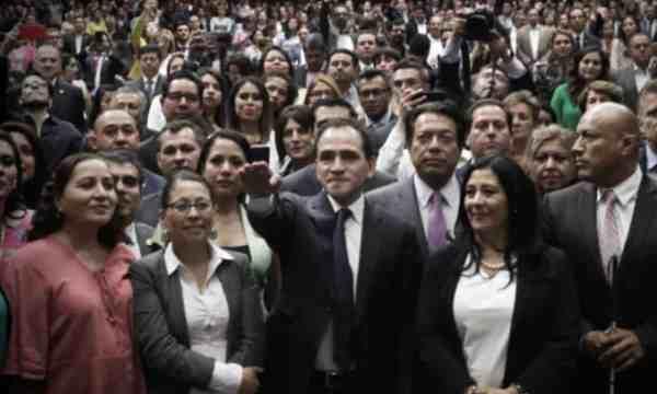 Ratificación de Arturo Herrera (Cámara de Diputados)