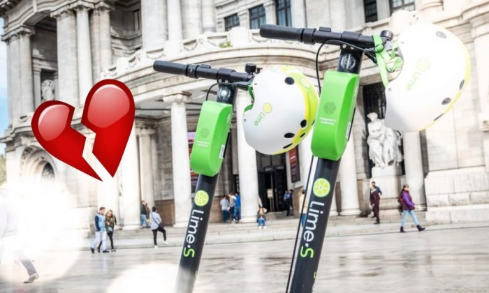 Lime, scooter, cdmx