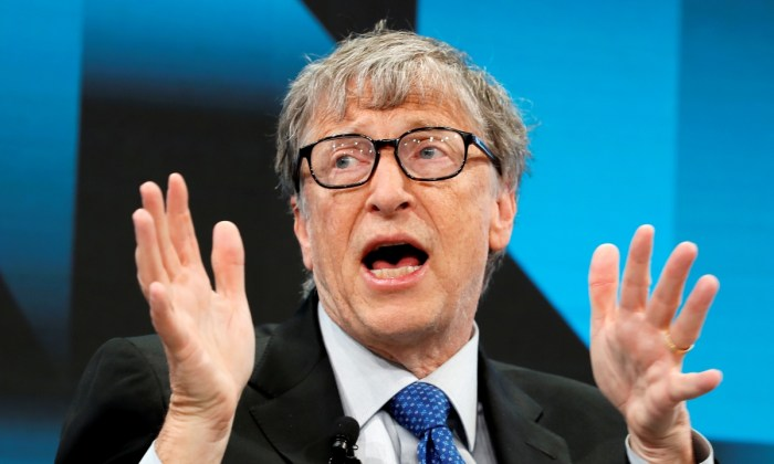 Bill Gates cambio climático