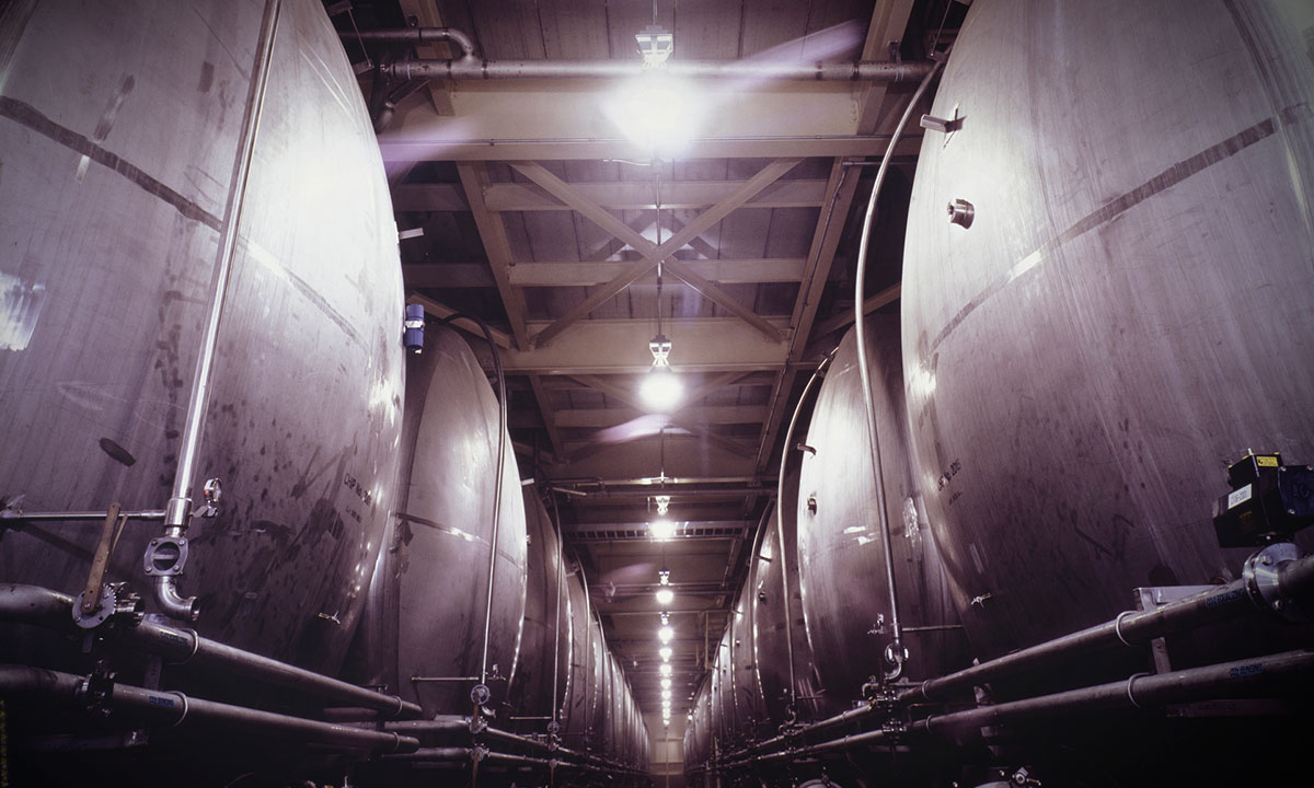 planta de cerveza