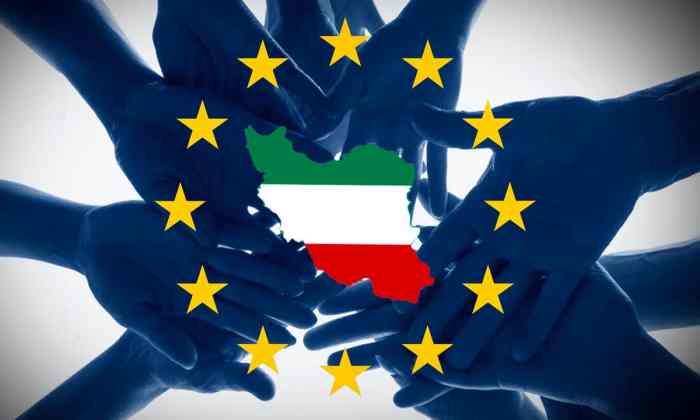 Europa Irán