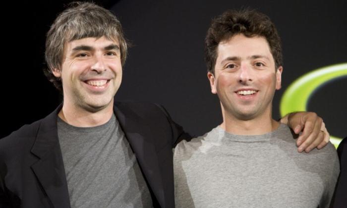Sergey Brin y Larry Paige dejan Alphabet