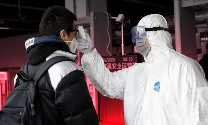 Temores por el coronavirus (Reuters)