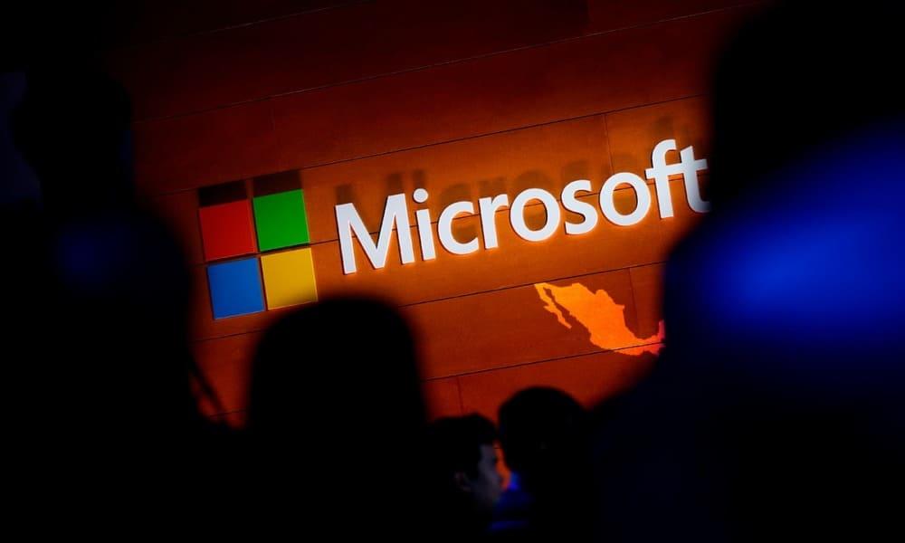 Contratos de Microsoft con gobierno