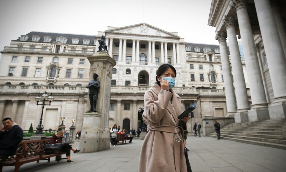 Bancos centrales ante coronavirus. (Foto: Reuters)