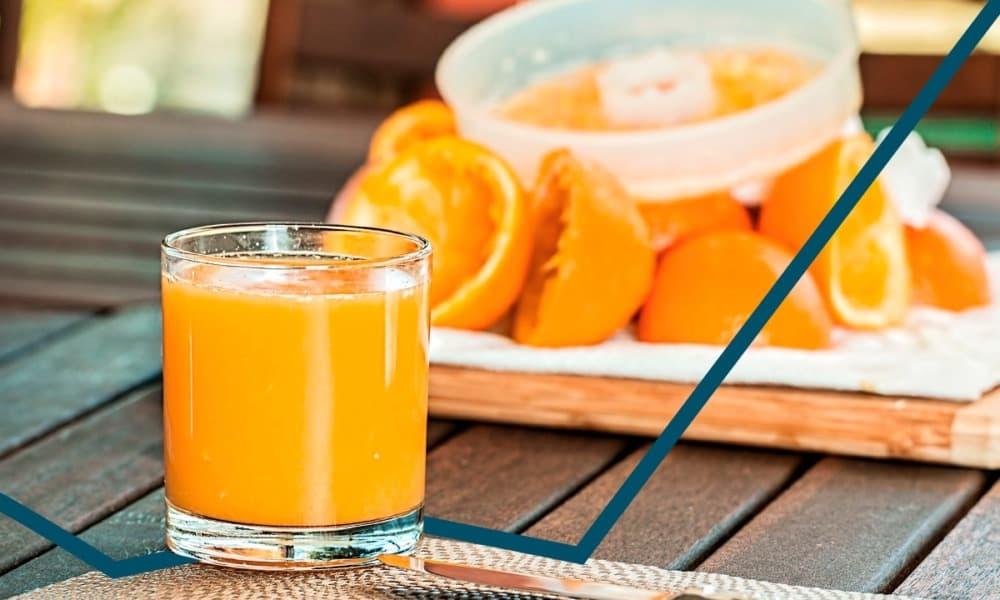 Jugo naranja sube precio