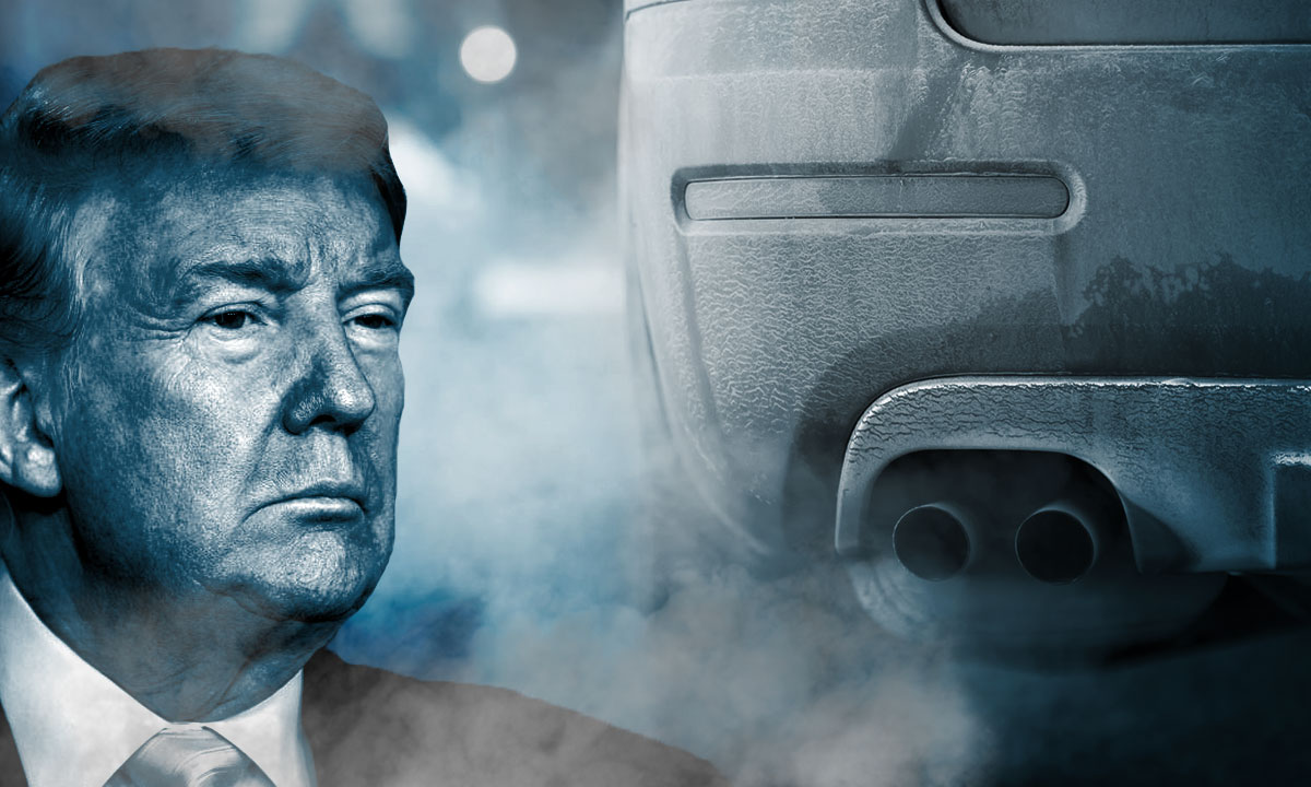 Trump eficiencia de combustible