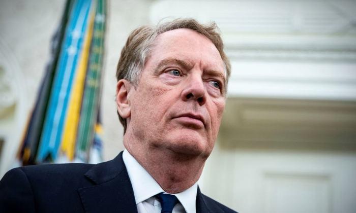 Robert Lighthizer, representante comercial de Estados Unidos. Foto: Reuters