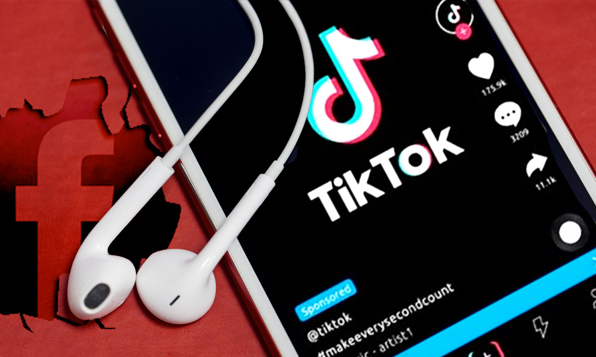 Tiktok For Business vs Facebook por marcas