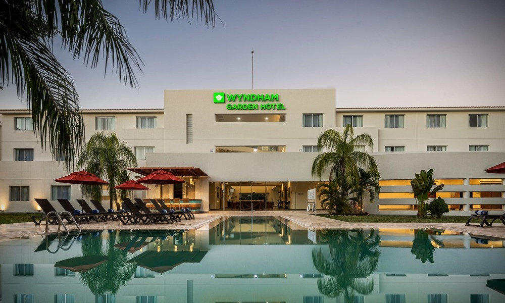 Wyndham Garden Playa del Carmen Fachada