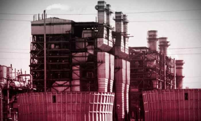 termoeléctrica de Tula