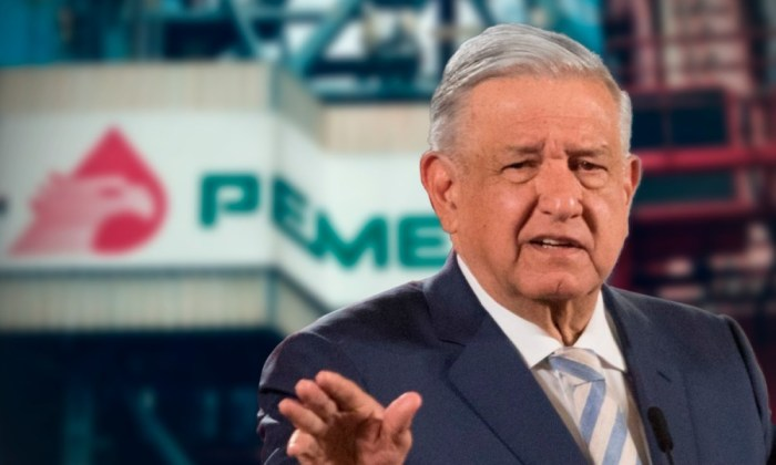 Pemex Presidencia