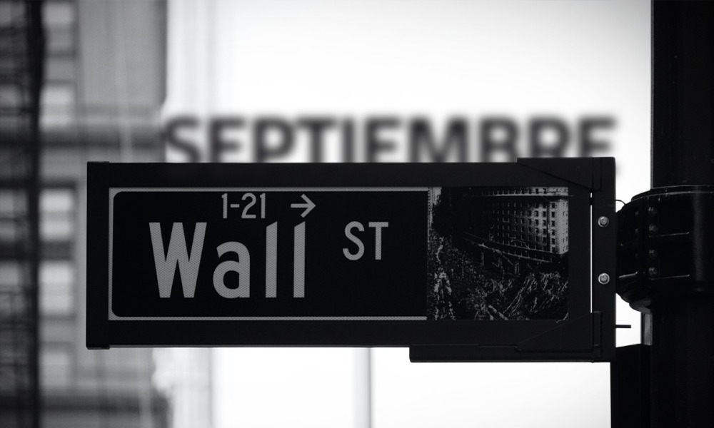 Wall Street septiembre