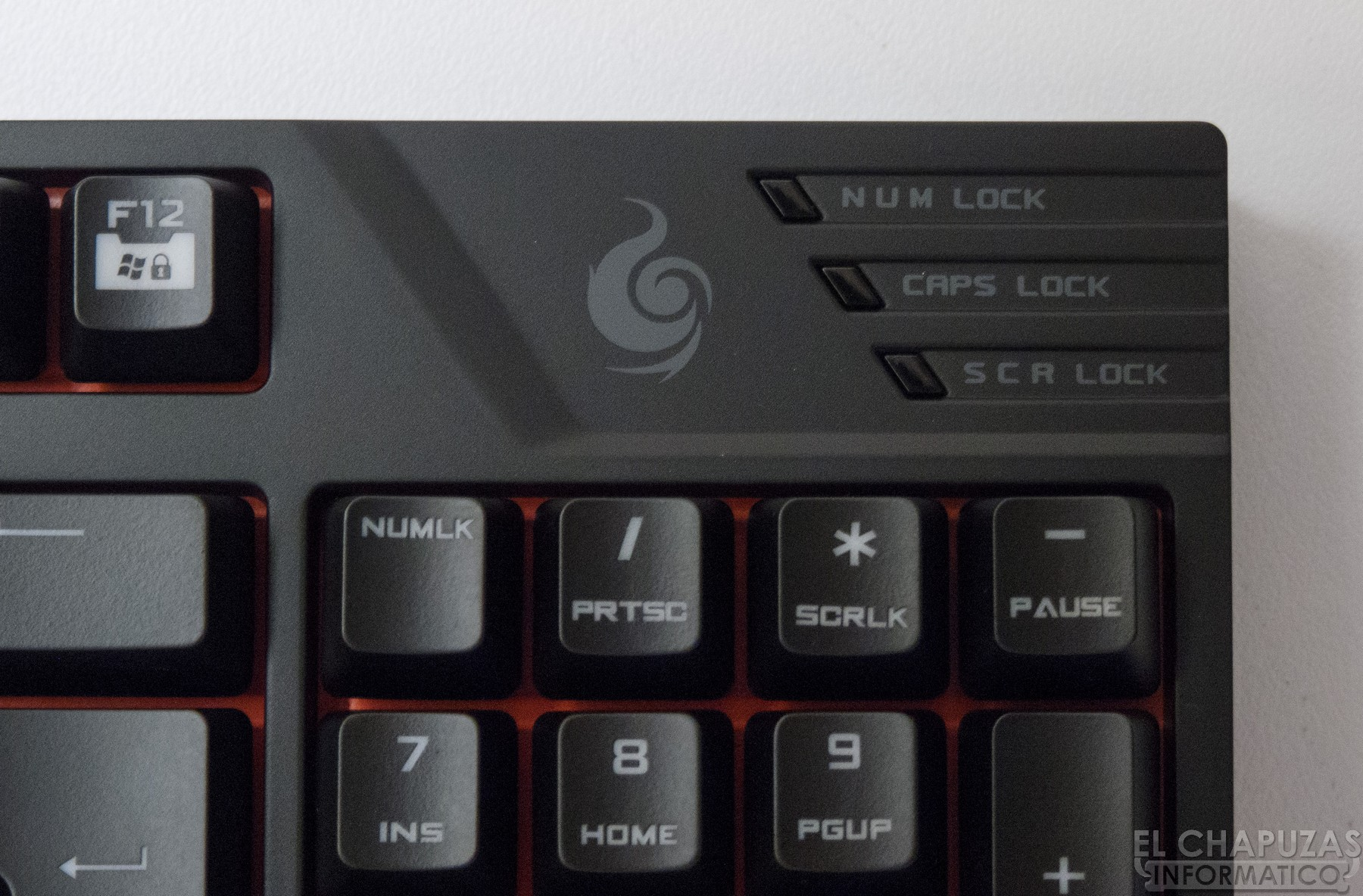 Review Cooler Master CM Storm Quick Fire TK