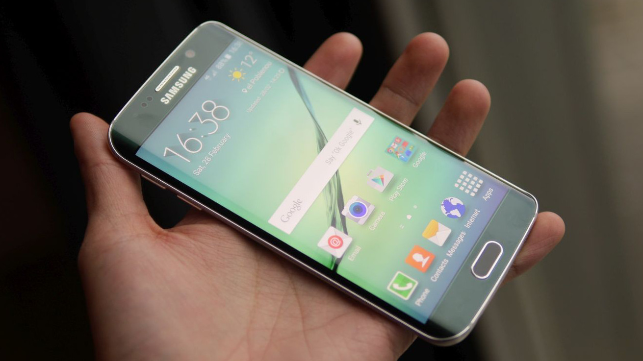 MWC  Samsung Galaxy S6 Edge anunciado oficialmente