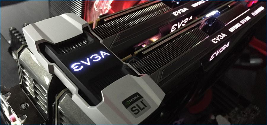 EVGA Pro SLI Bridge V2 Puente Nvidia SLI con diseo