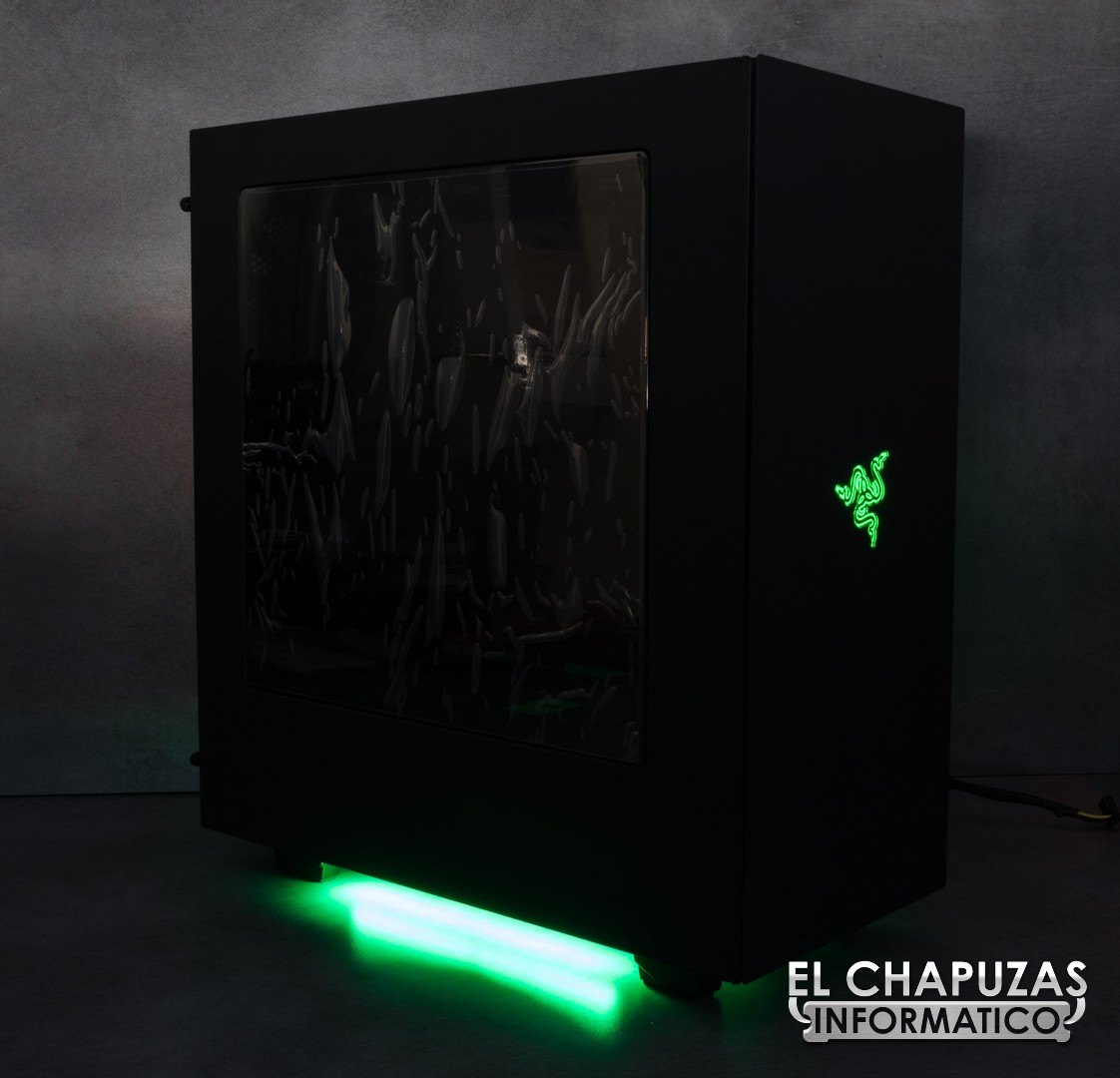 NZXT S340 Razer Edition Review