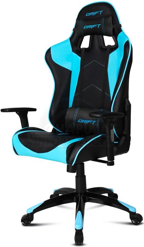 DRIFT DR300 La nueva silla gaming de la compaa espaola
