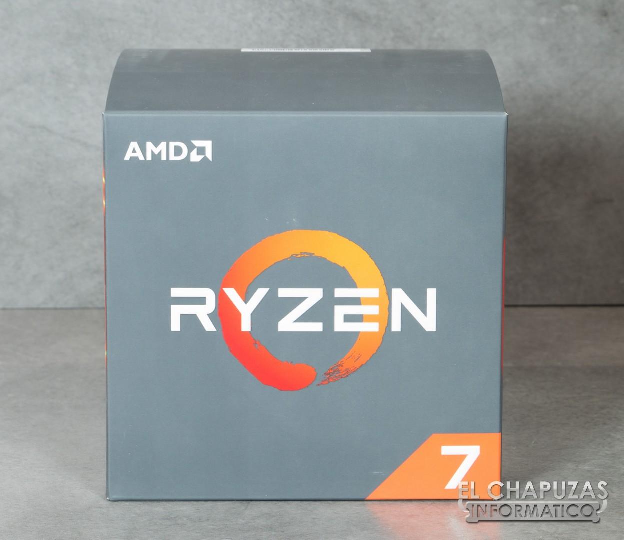 Review: AMD Ryzen 7 2700X (X470)