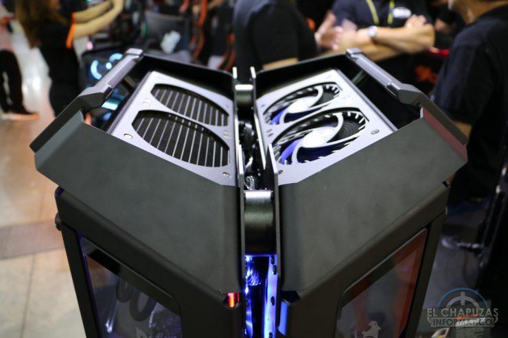 Computex  Cougar Gemini X y Gemini T