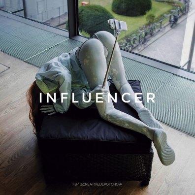 influencerCD