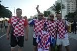 La banda croata