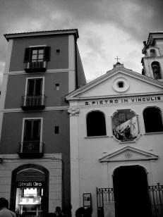 Iglesia en Salerno