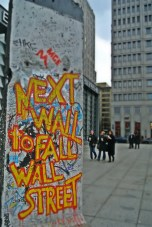 Next wall to fall, Wall Street