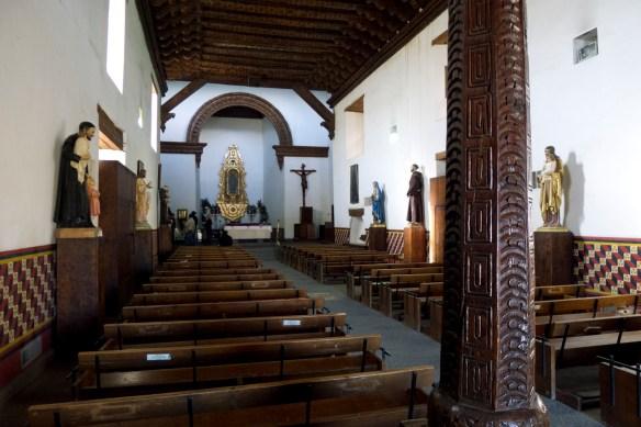 the Mision de Guadalupe in Cd. Juarez