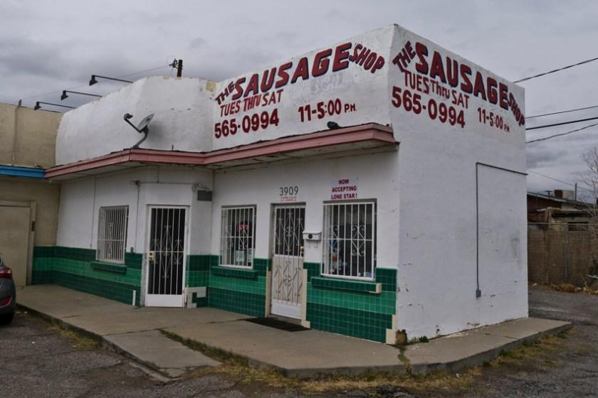 The Sausage Shop El Paso