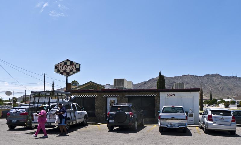 Rosco's Burger Inn