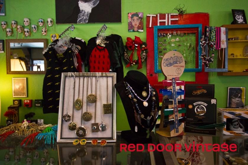 Red Door Vintage