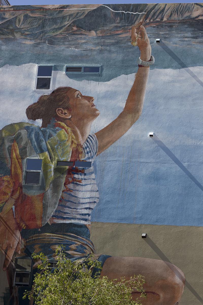 the montecillo mural