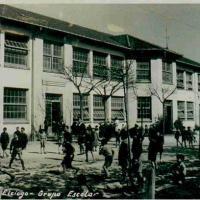 1934.- EL GRUPO ESCOLAR DE ELCIEGO