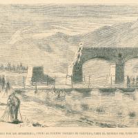 1874.- Puente de Elciego