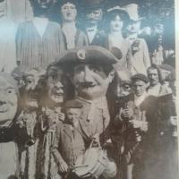 Nicolás García, gaitero de Laguardia