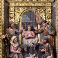 EL RETABLO MAYOR Y COLATERALES DE LA PARROQUIA DE SAN ANDRES APOSTOL DE ELCIEGO  (1644-1724)