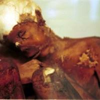 Dejaron de exhibir a la momia del Cerro El Toro