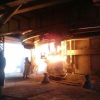 San Juan: La EMA (Electrometalúrgica Andina) apagó sus dos hornos  y suspendió  260 trabajadores.